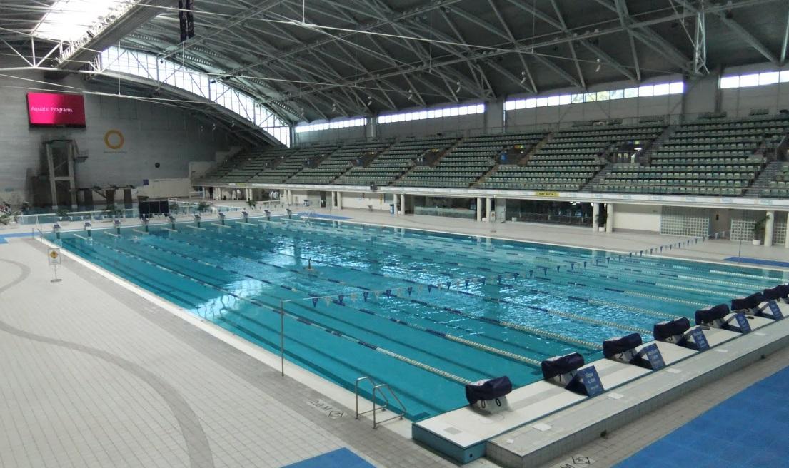 Sydney Olympic Park Sydney Australia R Schmitt Enertec